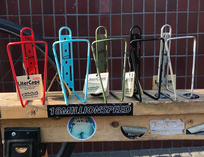 Widefoot Design Liter Cage