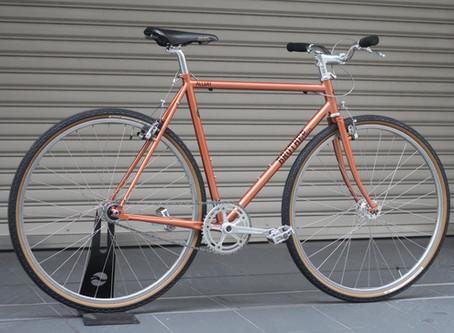 BIKECHECK:BrotherCycles ALLDAY Copper 54cm