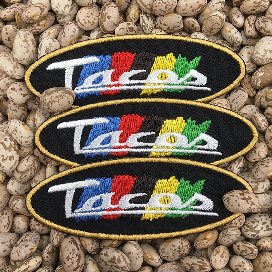 100Tacos Spicy Patch