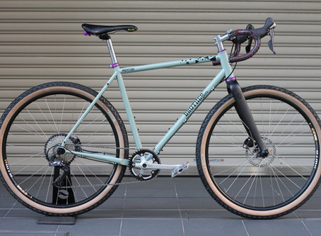 """BIKECHECK : BROTHER CYCLES """"MEHTEH"""""""