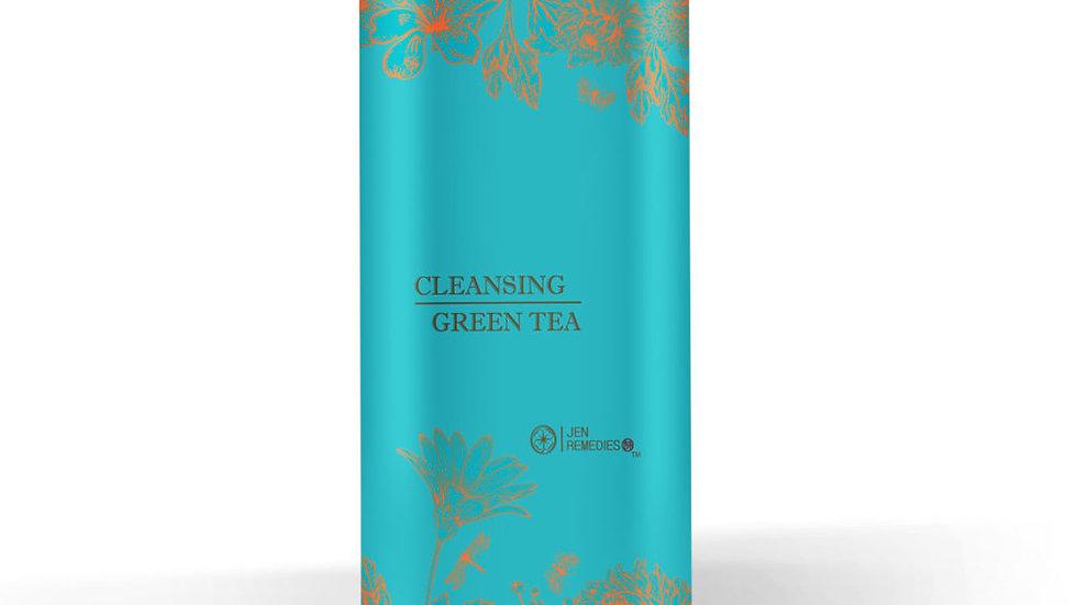 Cleansing Green Tea
