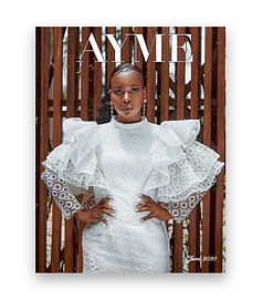 June 2020 Welcome AYME Africa , Cover By KofiKrazi