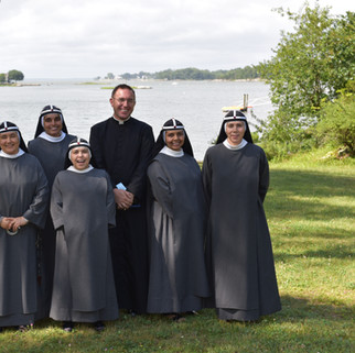 Convent Sisters with Fr. Stash Daily July 22 2018