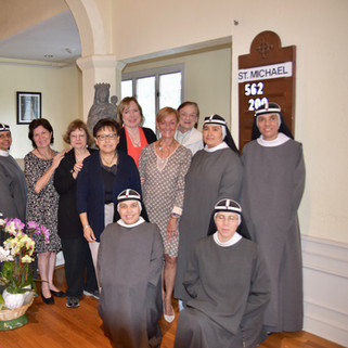 4 new Oblates and Oblates and Sisters July 22  2018