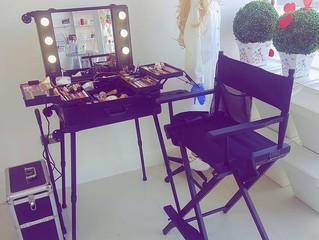 Makeup Station here at Sinlen!