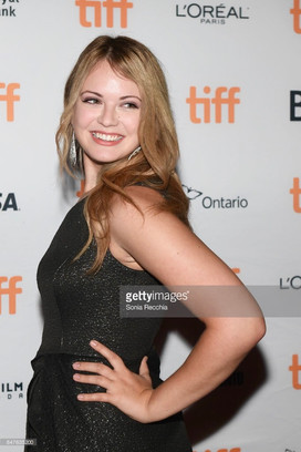 Kelly Connaire at TIFF 2017