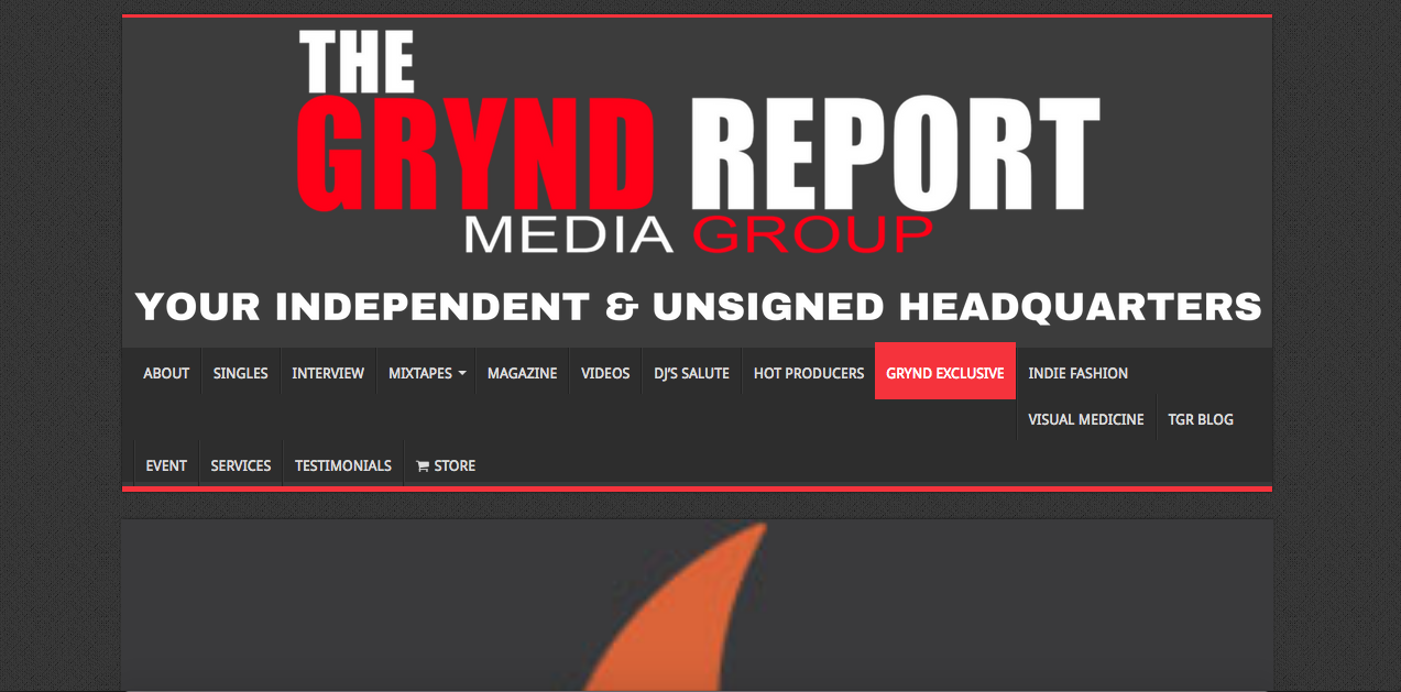 The Grynd Report 1 of 5