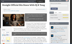 STRAIGHT OFFICIAL.COM FEATURE