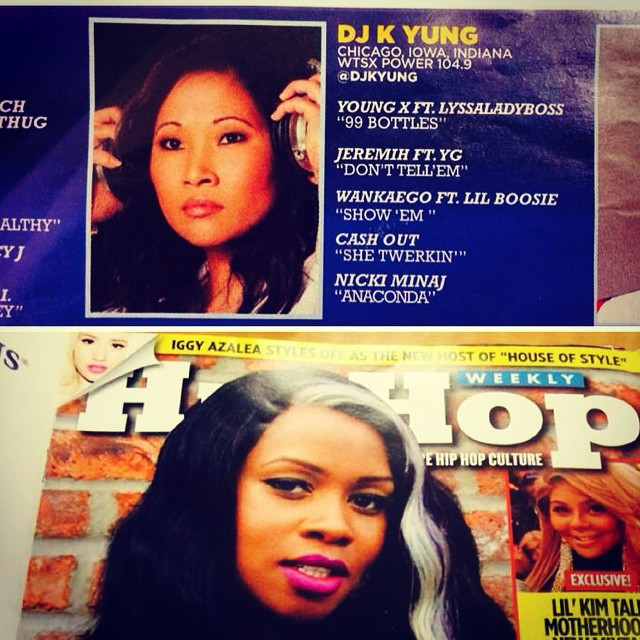 HIP HOP WEEKLY PRESS RELEASE (8-22-1