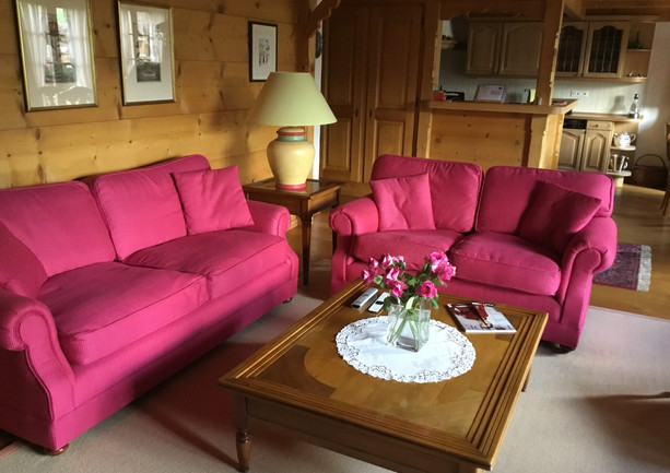 Sofas in Pink