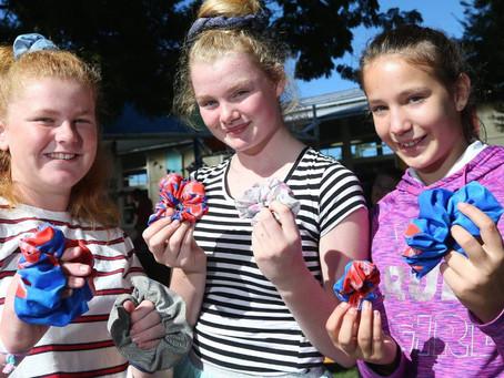 Enterprising Renwick School students get down to business