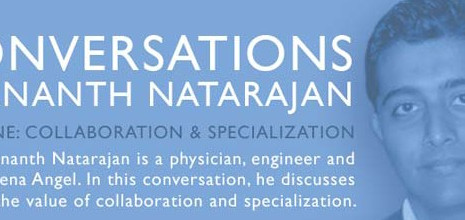 Pt. 1 Conversations with Ananth Natarajan