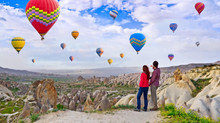 Six Best Places for a Hot Air Balloon Ride