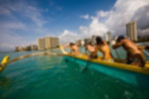 CANOEING IN OAHU