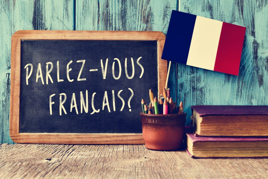 learn to speak French when traveling