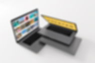 mockup-of-two-piled-macbook-pro-inside-a