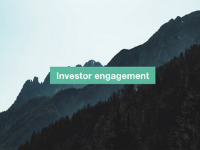 How to create successful engagements
