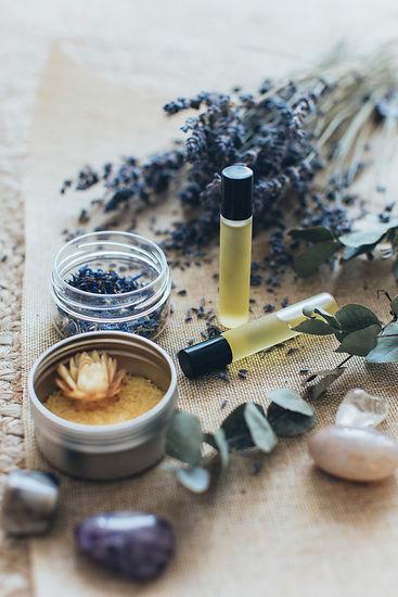 Natural Skincare Formulation