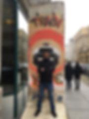 Arteurbano en el muro de Berlín
