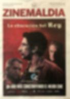 Official film poster La Educación del Rey of Santiago Esteves