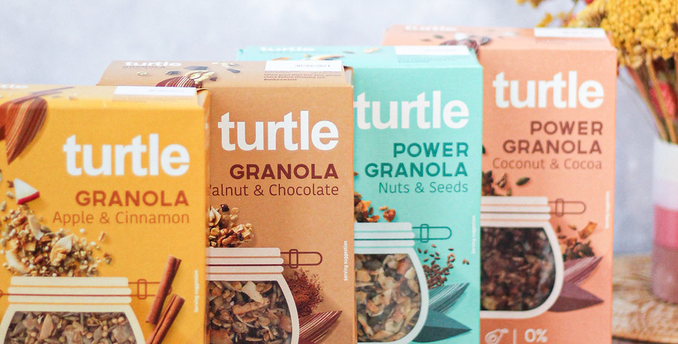 Granola Discovery Pack