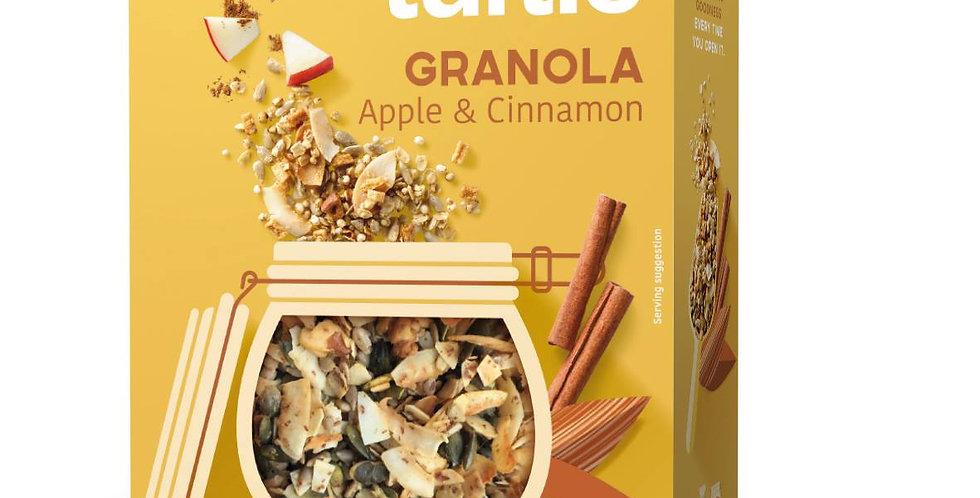 Turtle Granola Apple & Cinnamon