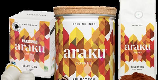 Araku Coffee Selection