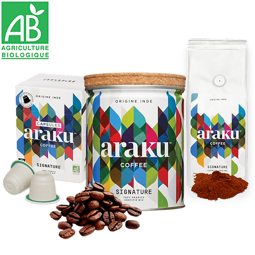 Araku Coffee Signature