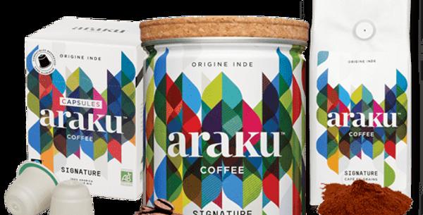 Araku Coffee Signature