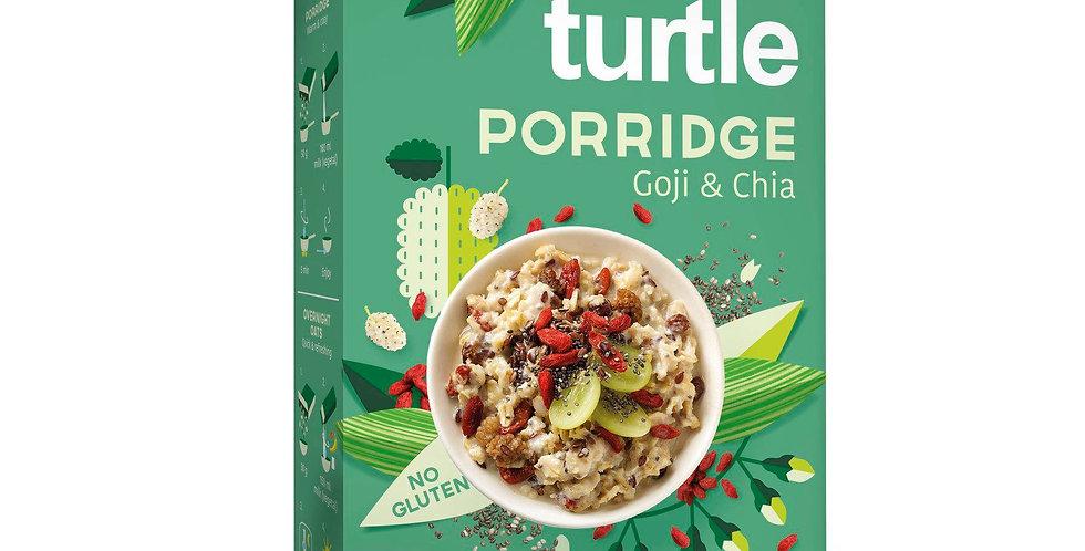 Porridge Goji & Chia BB: 12.04.2021