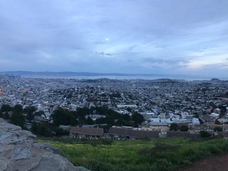 So long, San Francisco.