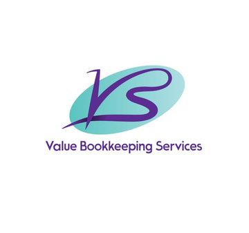 Value Bookkeeping Logo Design