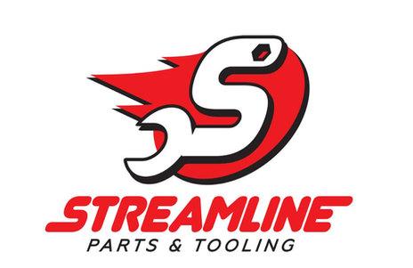 Streamline Parts & Tooling Logo Design