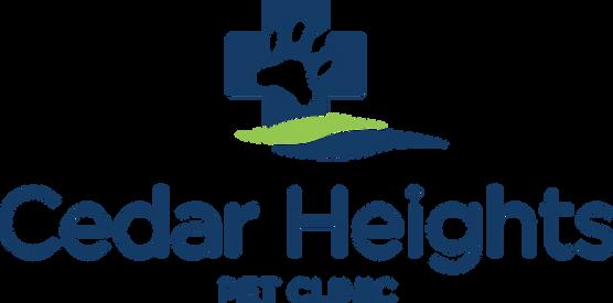 Cedar Heights Logo Design