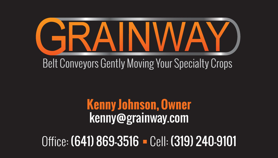 Grainway Business Card Front