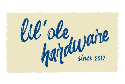LilOleHardware-Color-Logo Design