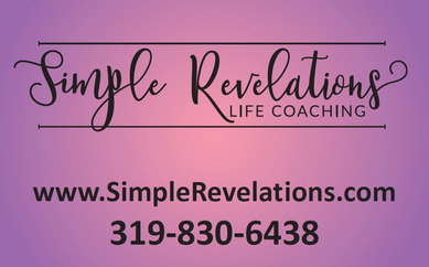 Simple Revelations logo design