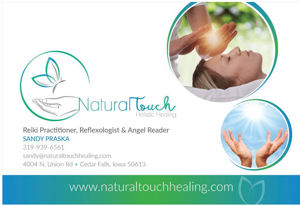 Natural Touch Post Card