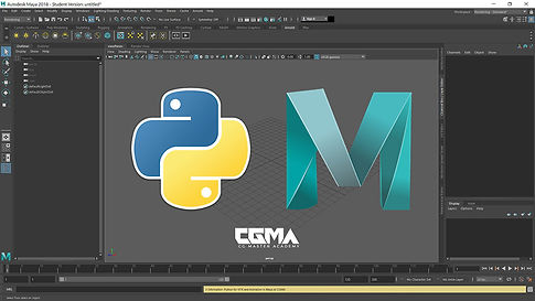 Python_for_VFX_and_Animation_in_Maya_CGM