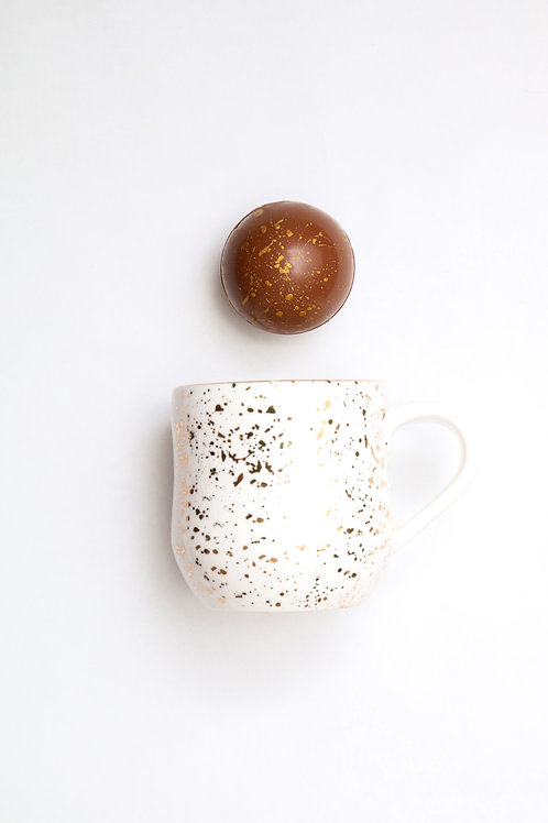 Hot Chocolate Bomb - Salted Caramel