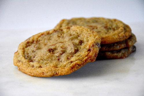 Caramel Toffee Cookie
