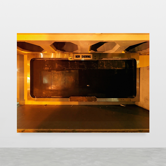 Spaces in Spacing: Now Showing