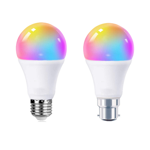 7W Color Bulb