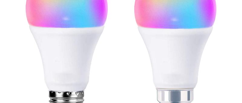 ESPHome 7W Color Bulb