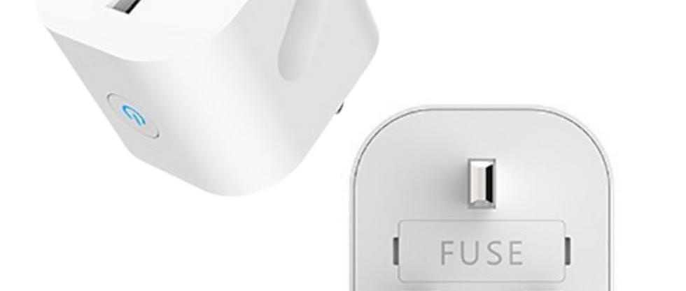 ESPHome UK Plug