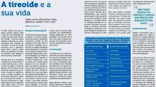 Reportagem de Dr. Marco Antônio Cuellar Arnez , sobre Tireoide .