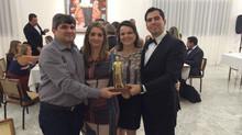 Premiação concedida pela Maçonaria do Estado do Ceará