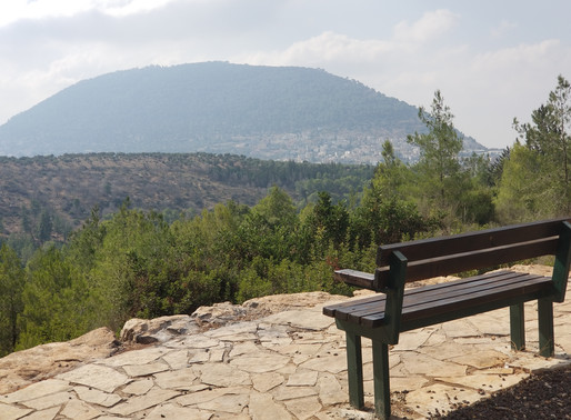 Israel National Trail: Day 9