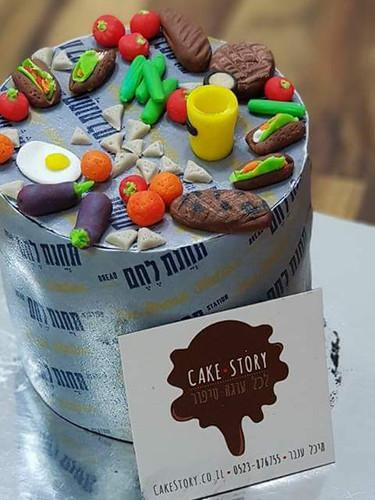 עוגת תחנת לחם