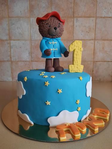 Paddington Cake